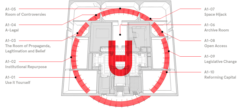 tools floorplan